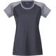 Bergans Filtvet Kortærmet T-shirt Damer grå